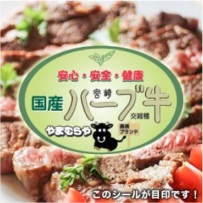 国産宮崎ハーブ牛