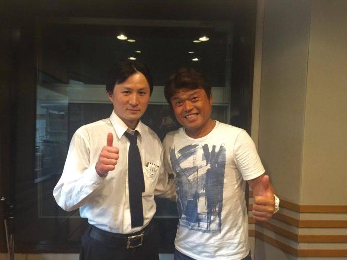 ラジオ出演!!